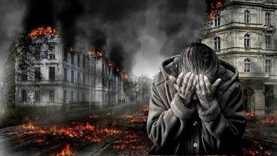 Guerra-desespero