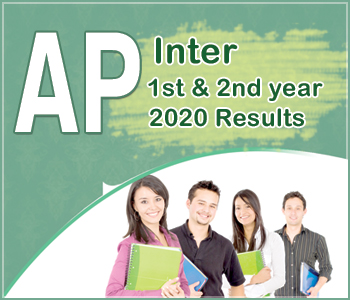 AP Inter First & Second year Result 2020
