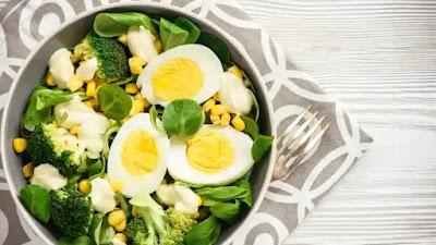 5 makanan luar biasa untuk mengatasi kelelahan pasca-Covid