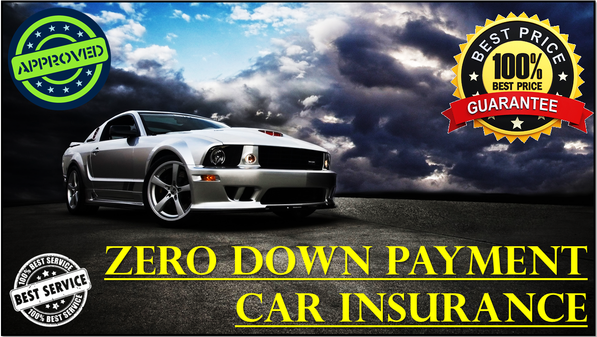 Zero Down Payment Car Insurance For 30 Day Online