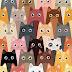 Papel de parede para celular de gatinhos