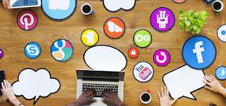 أكثر من نصف سكان الأرض يبحرون يوميًا في عالم التواصل الاجتماعي