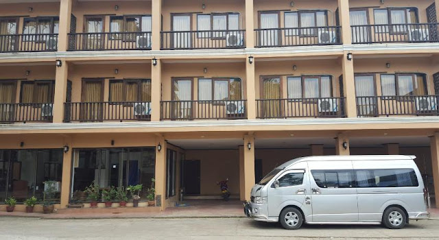 Accommodation in Laos