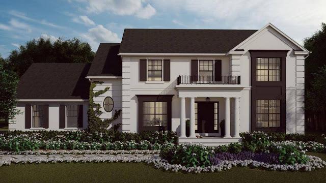 قصة منزل كيت رومسون الذي شارك بتصميمه 2 مليون شخص ؟!