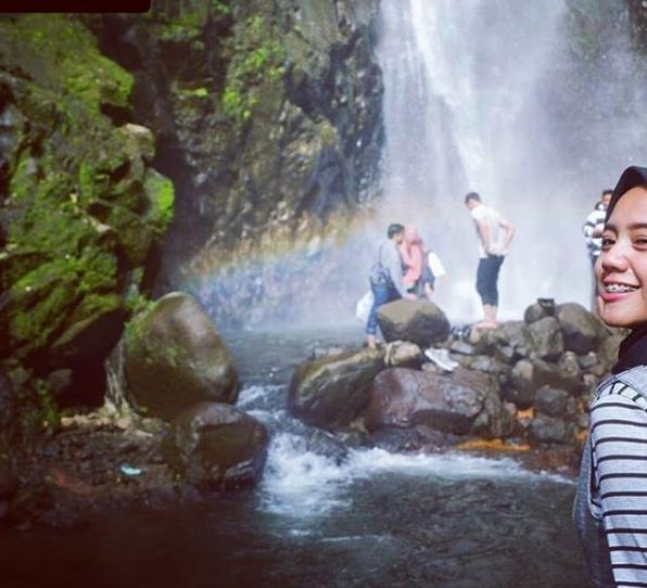 Destinasi Wisata Curug Dewi Ratu Cantel | Pesona Curug Cantel