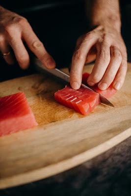 Always Use Sushi-grade Fish