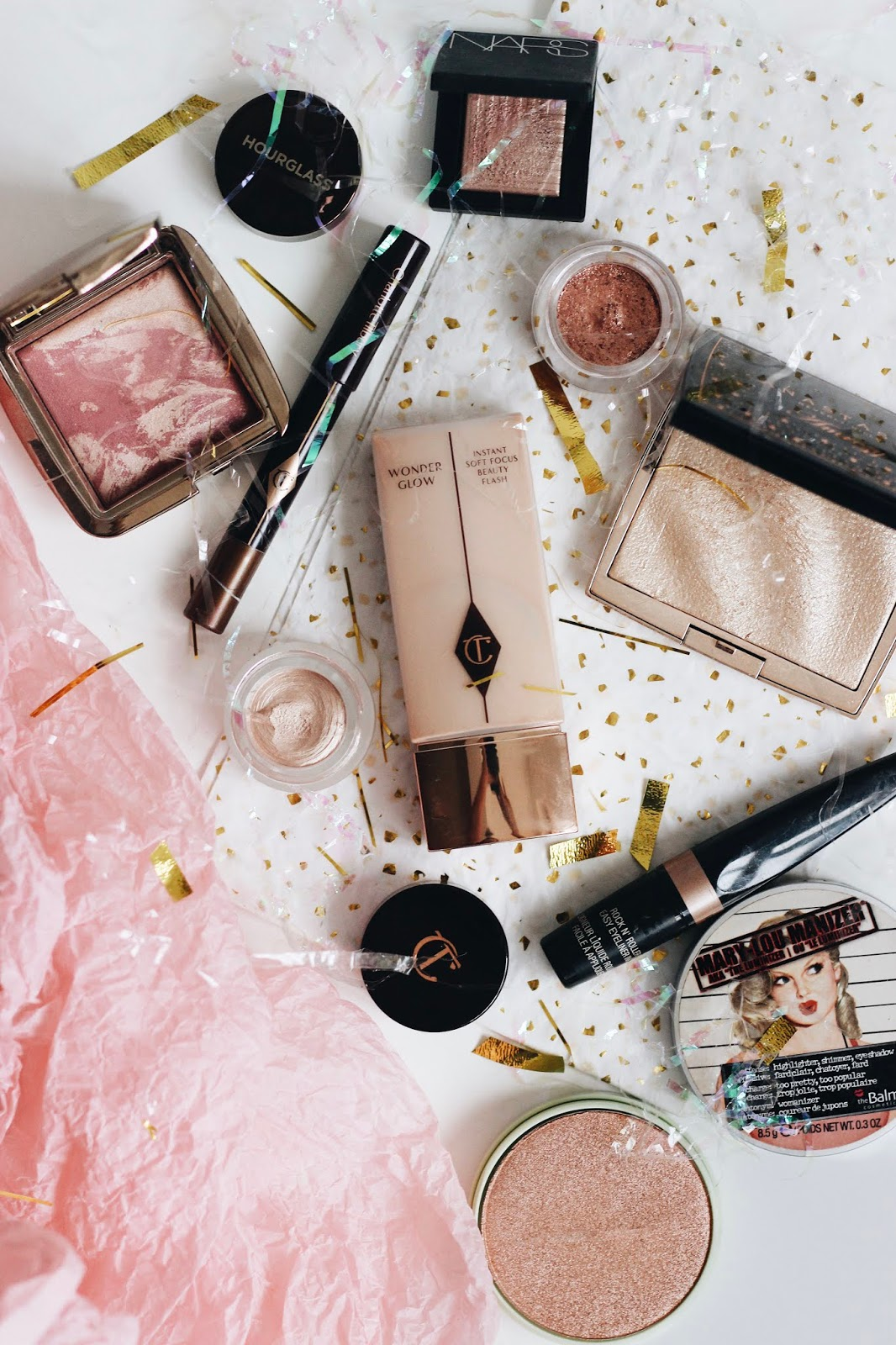 Sparkle Makeup Favourites