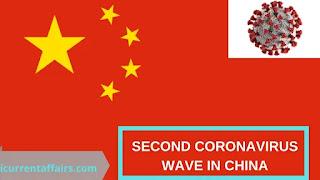 Second-coronavirus-wave-in-china