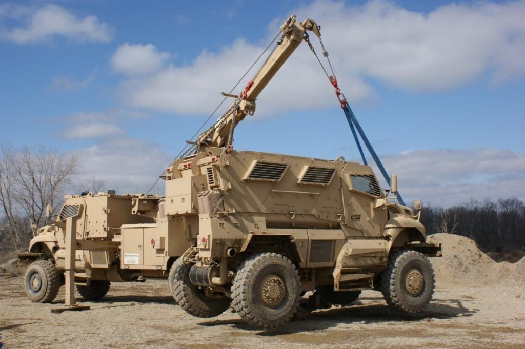 SNAFU!: Navistar Defense awarded U S  Army contract for MRAP