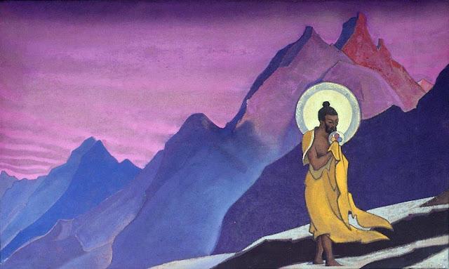 Николай Рерих - Благословенная душа. Бхагаван Шри Рамакришна