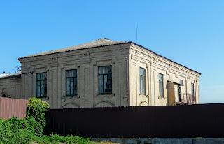 Браїлів. Колишня синагога