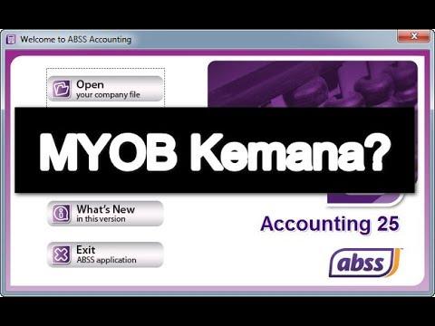 MYOB - ABSS