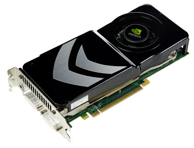 Nvidia GeForce 8800 GTS 512ドライバーのダウンロード
