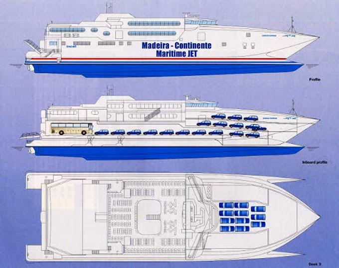 Como lixar o Sousa e trazer de volta o ferry Madeira - Continente