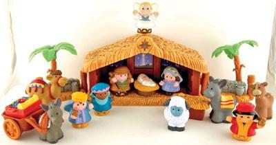 Kathy's Montessori Life: Merry Christmas Nativity Sets