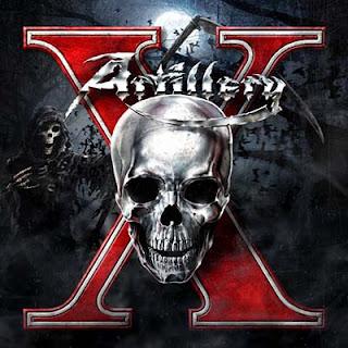 """Ο δίσκος των Artillery """"X"""""""