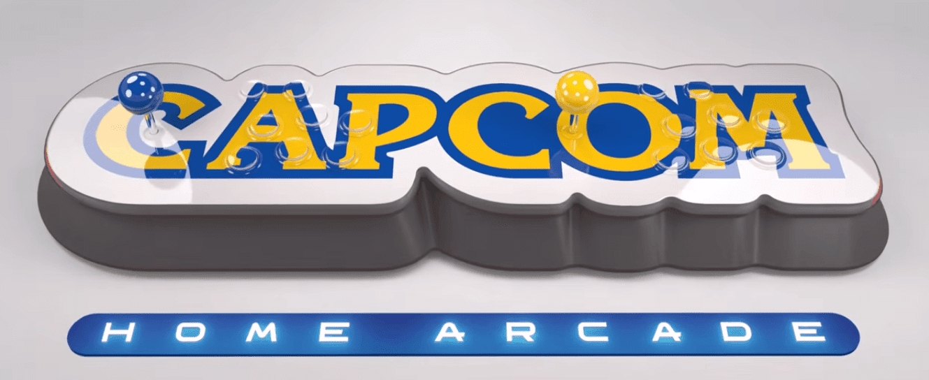 Capcom Announces Home Arcade Mini-Console With 16 Built-In Games