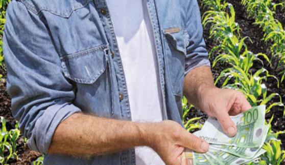 Αγροτικό το 25% του εισοδήματος για τσεκ σε πραγματικούς αγρότες