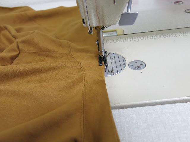 como hacer una chaqueta de entretiempo