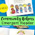 Community Helpers Emergent Reader
