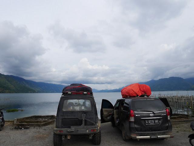 penginapan pinggir danau Takengon
