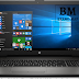 """HP Notebook""  15-ay011nr 15.6"" Full-HD Laptop"" (6th Generation Core i5, 8GB RAM, 1TB HDD) with ""Windows 10""."