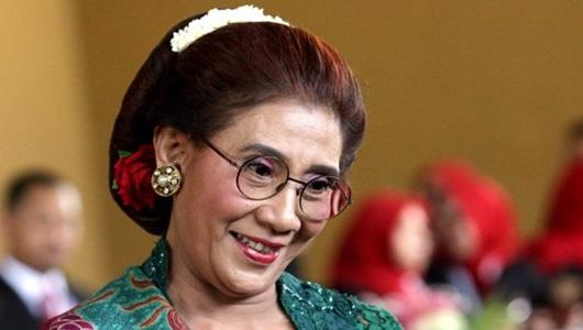 Tak Terpilih Jadi Menteri, Susi Pudjiastuti Disarankan Ikut Pilkada