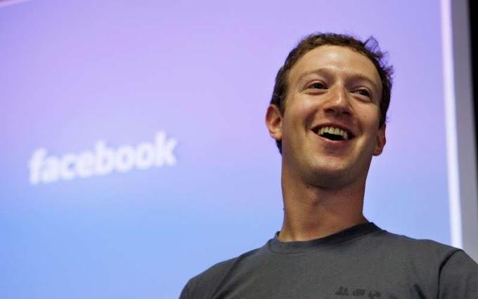 Mark Zuckerberg tops Warren Buffett to become the world's third-richest person