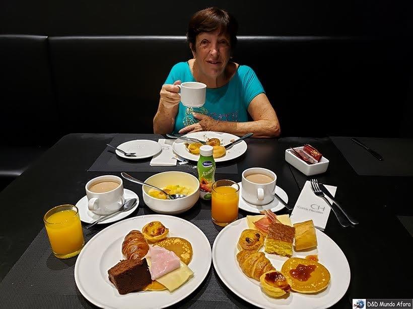 Café da manhã no Carris Porto Ribeira: onde ficar no Porto