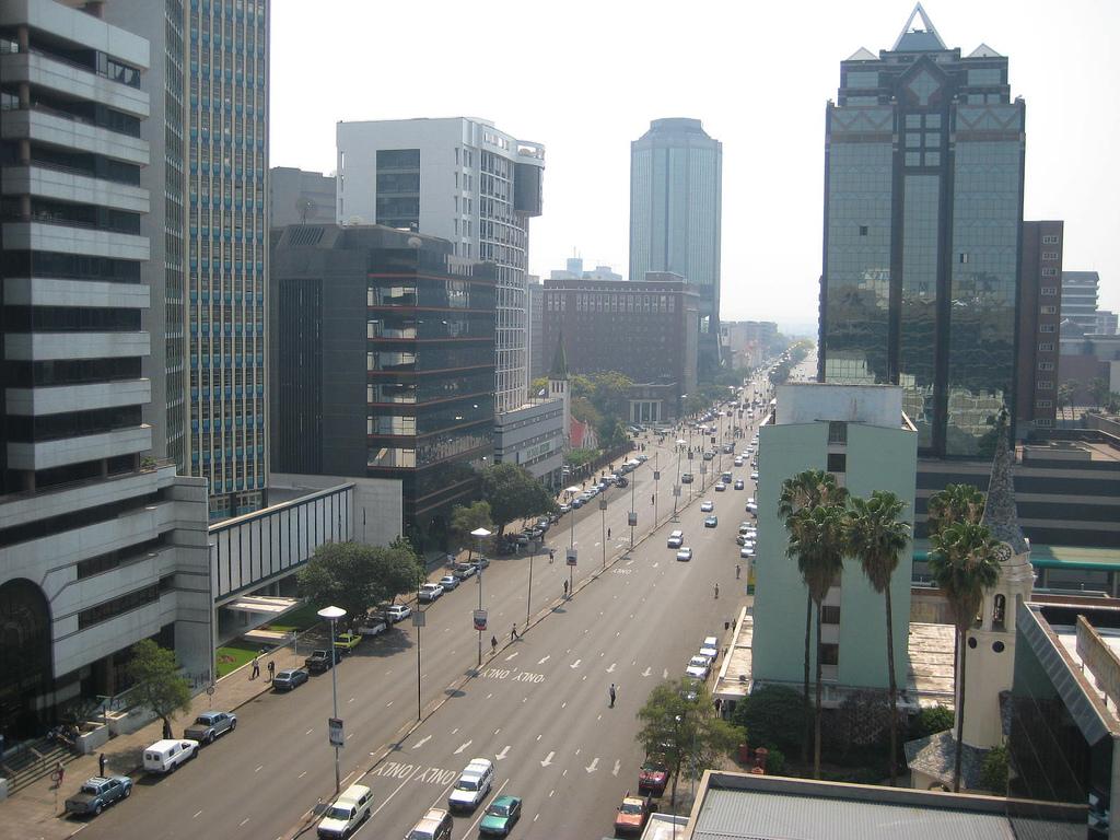 Lilongwe, Capital do Malawi