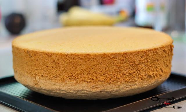 ciasta i desery, biszkopt, biszkopt z 6 jaj, biszkopt tortowy, biszkopt z proszkiem do pieczenia, jasny biszkopt,