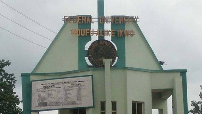 FUNAI Post-UTME Registration, 2018/2019 Extends Supplementary