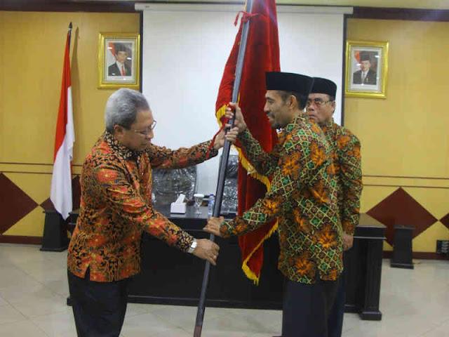 Antonius Latuheru Lepas Kontingen MTQ, Minta Berikan Yang Terbaik untuk Kota Ambon