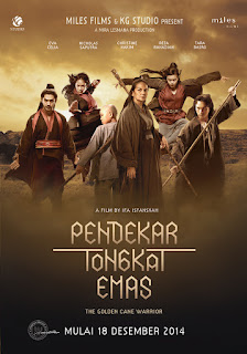 Download Film Pendekar Tongkat Emas (2015) Bluray 720p 780MB