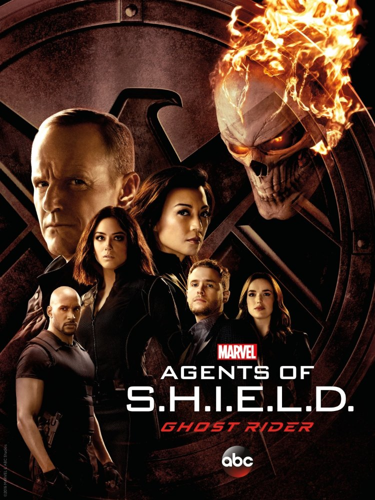 Agents of Shield Season 4
