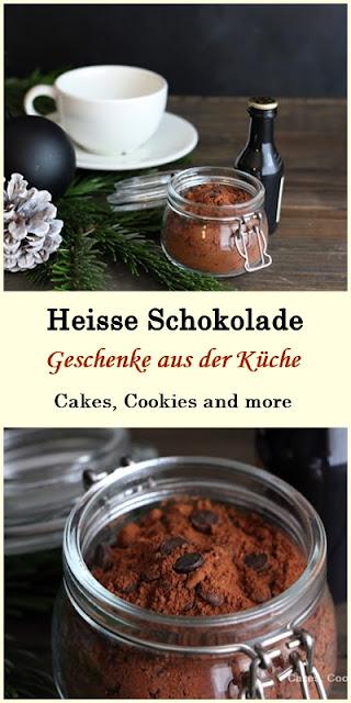 Geschenke aus der Küche - Anleitung und Rezept für heisse irische Schokolade