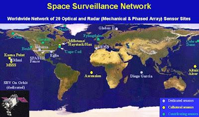 Кобра: Информационный хаб победы Света (28.03.2017) SpaceSurveillance