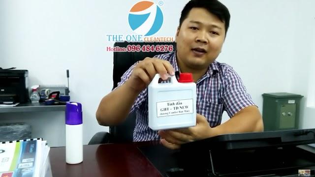 Tinh dầu Comfort nguyên chất hương Ban mai chuyên dùng cho tiệm giặt ủi