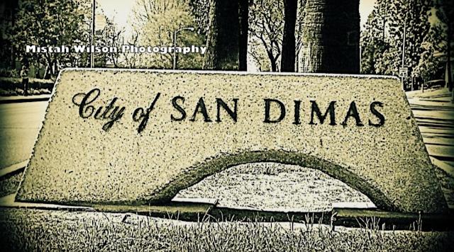 City of San Dimas, San Dimas, California by Mistah Wilson