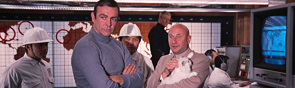 Bond and Blofeld's inevitable meet-cute was the beginning of a beautiful relationship