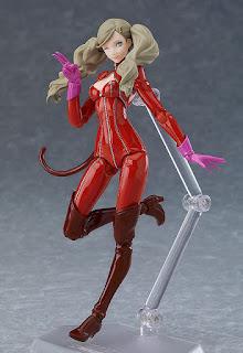 """Figuras: Abierto pre-order del Figma Anne Tamaki:Panther ver. de """"Persona 5"""" - Max Factory"""