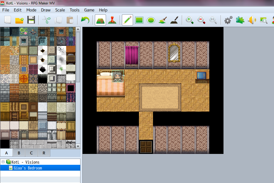 Chalgyr's Game Room: RPG Maker MV - PC Review
