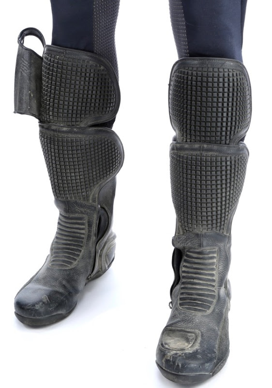 Star Trek Iowa cop boots
