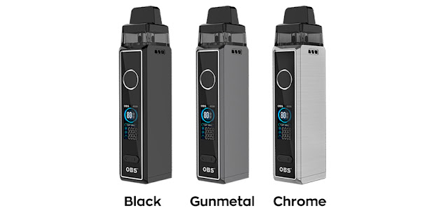 OBS Cabo Pod Kit Overview