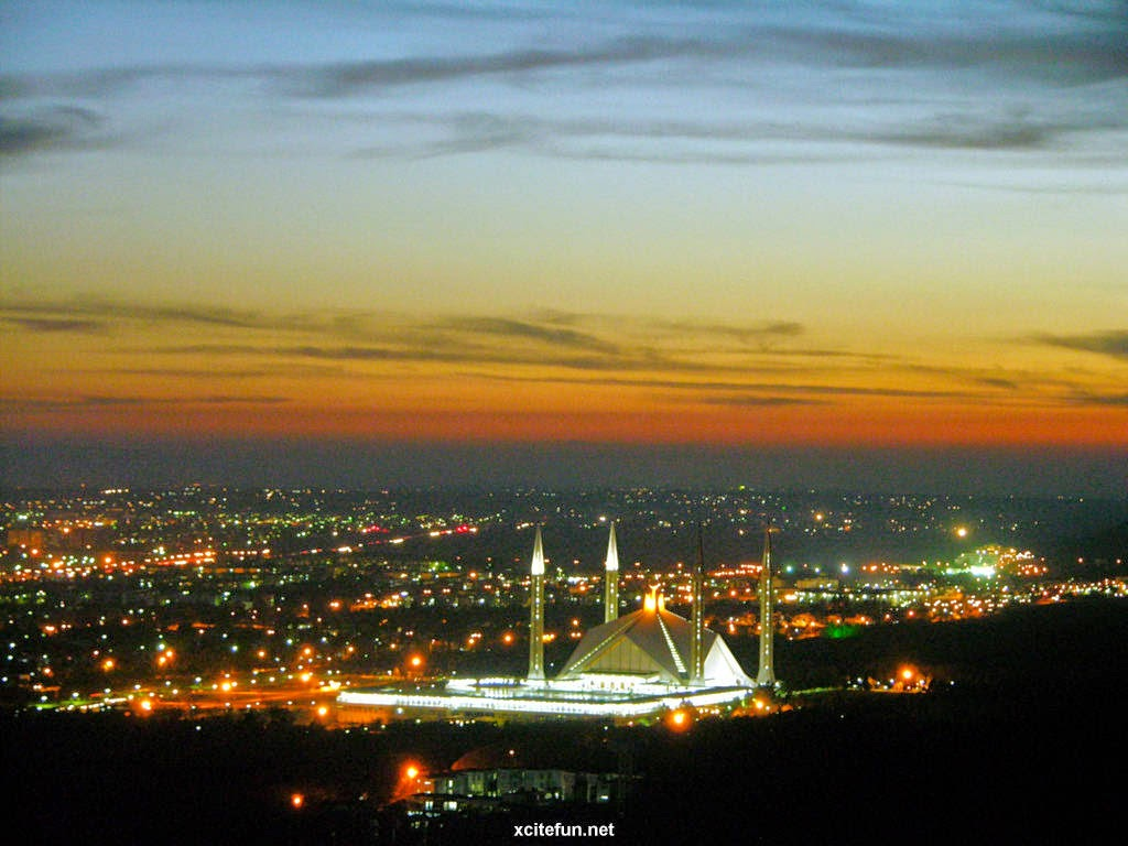 Essay on islamabad the beautiful