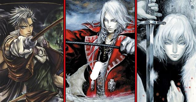 Castlevania Advance Collection é classificado para Nintendo Switch por órgão de Taiwan