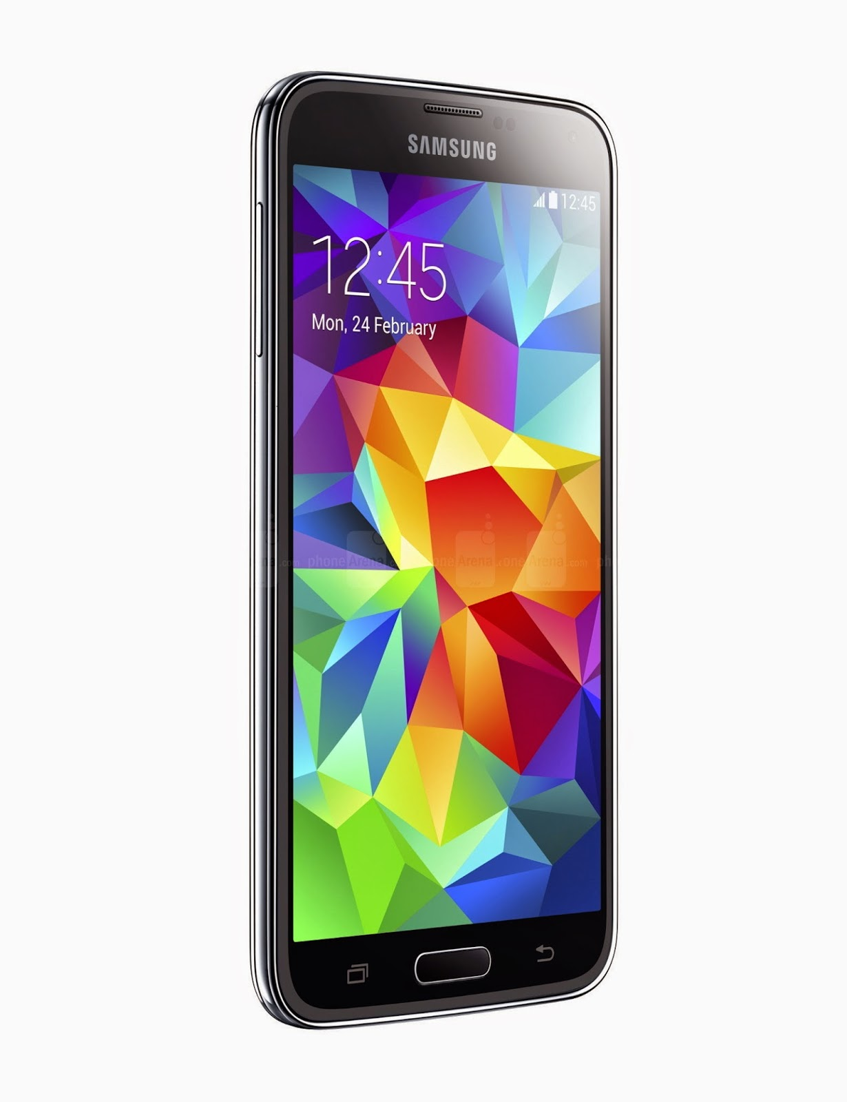 Samsung Galaxy Side View S5