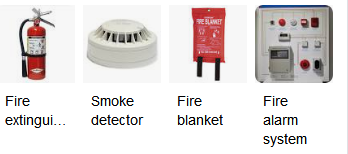 Fire Precaution