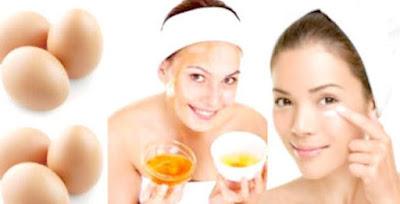 Manfaat Masker Kuning Telur Untuk Kecantikan