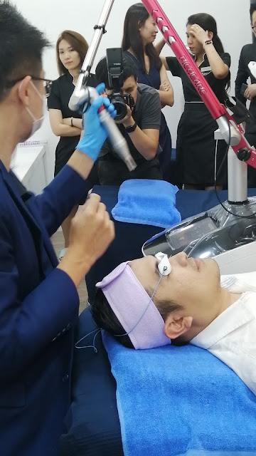 One Doc Melancarkan Mesin Laser PICOCARE Untuk Pengguna Di Tanjung Tokong Penang. PICOCARE | Satu Mesin Yang Berteknologi Tinggi Boleh Menyelesaikan Pelbagai Jenis Masalah Kulit
